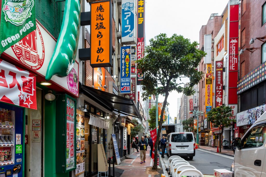 新宿東南口店